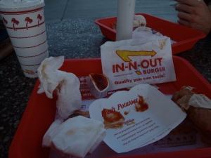 Perdón por la dieta pero tuve que hacerlo. Los Angeles, CA.