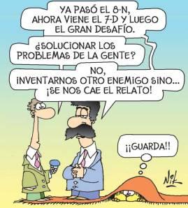 NIK - Diario LA NACION, 14 de noviembre de 2012