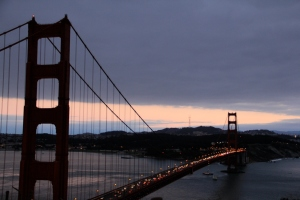 ¡San Francisco!