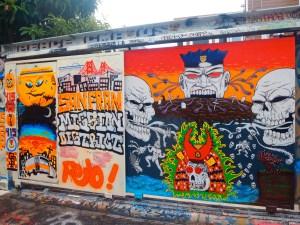 Murales en La Misión 3