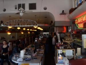 Diner en Oakland