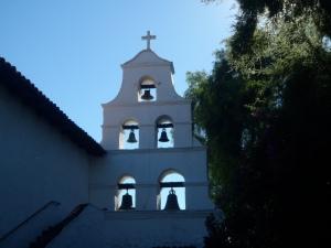 Primera misión jesuitica en California, San Diego.