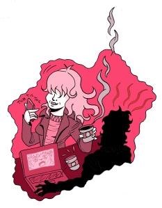 Ilustración: Juan Manuel Castro - Ilustrador: Juan Manuel Castro - http://juancastroo.blogspot.com.ar/